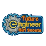 Future Engineer Iron-on Fun Patch