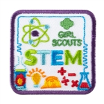 STEM Iron-on Fun Patch