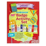 It's Your World Activity Set (Cadette - aMAZE)