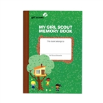 Brownie Memory Book