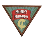 Brownie - Money Manager Badge