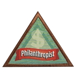 Brownie - Philanthropist Badge