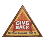 Brownie - Give Back Badge