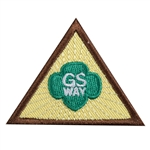 Brownie - Girl Scout Way Badge