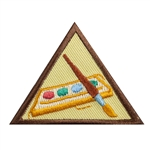 Brownie - Painting Badge
