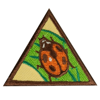 Brownie - Bugs Badge