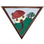 Brownie - Household Elf Badge
