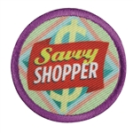 Junior - Savvy Shopper Badge