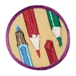 Junior - Drawing Badge