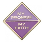 My Promise, My Faith Pin (Junior-Year 1)