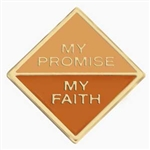 My Promise, My Faith Pin (Senior-Year 1)