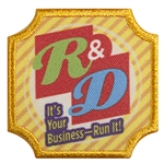 Ambassador - Research and Development Badge