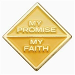 My Promise, My Faith Pin (Ambassador-Year 1)