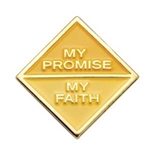 My Promise, My Faith Pin (Ambassador-Year 2)