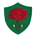 Carnation Troop Crest