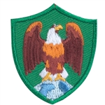 Eagle Troop Crest