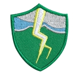Lghtning Troop Crest