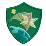 Shooting Star Troop Crest