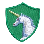 Unicorn Troop Crest