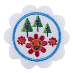Daisy - Outdoor Art Maker Badge