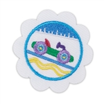 Daisy - Model Car Design Challenge Badge
