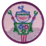 Junior - Showcasing Robots Badge