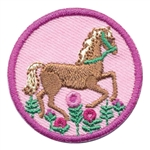 Junior - Horseback Riding Badge