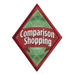 Cadette - Comparison Shopping Badge