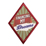 Cadette - Financing My Dreams Badge