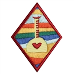 Cadette - Science of Happiness Badge