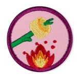 Junior - Eco Camper Badge