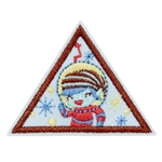 Brownie - Space Science Adventurer Badge