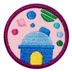 Junior - Space Science Investigator Badge
