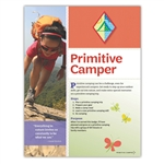 Cadette Primitive Camper Badge Requirements
