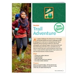 Senior Trail Adventure Badge Requirements