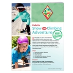 Cadette Snow or Climbing Adventure Badge Requirements