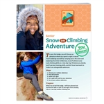 Senior Snow or Climbing Adventure Badge Requirements