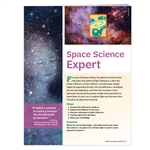 Senior Space Science Expert Badge Requirements