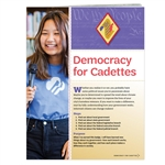 Democracy for Cadettes Badge Requirements
