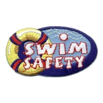 Swim Safety Fun Patch