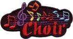 Choir Fun Patch