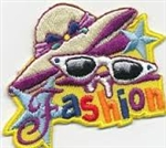 Fashion Sew-On Fun Patch