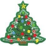 Christmas Tree Fun Patch