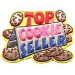 Top Cookie Seller Patch