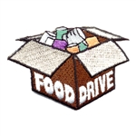 Food Drive (box) Fun Patch