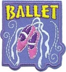 Ballet Fun Patch