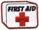 First Aid Sew-On Fun Patch