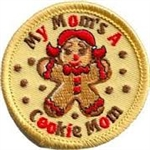 Cookie Mom- gingerbread