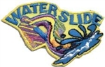 Water Slide (Yellow) Fun Patch