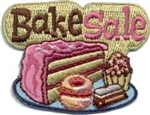 Bake Sale Sew-On Fun Patch